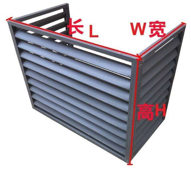 Air Conditioner Cage 6