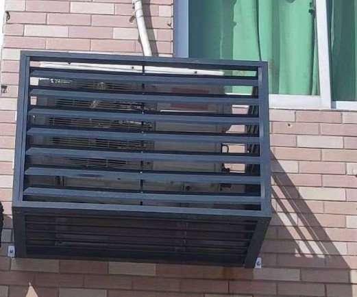 Air Conditioner Cage 4