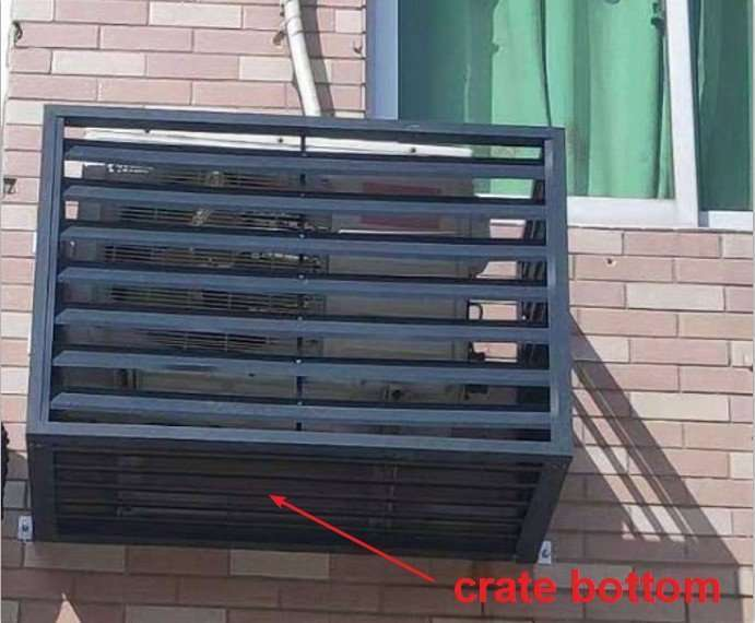 Air Conditioner Cage 10