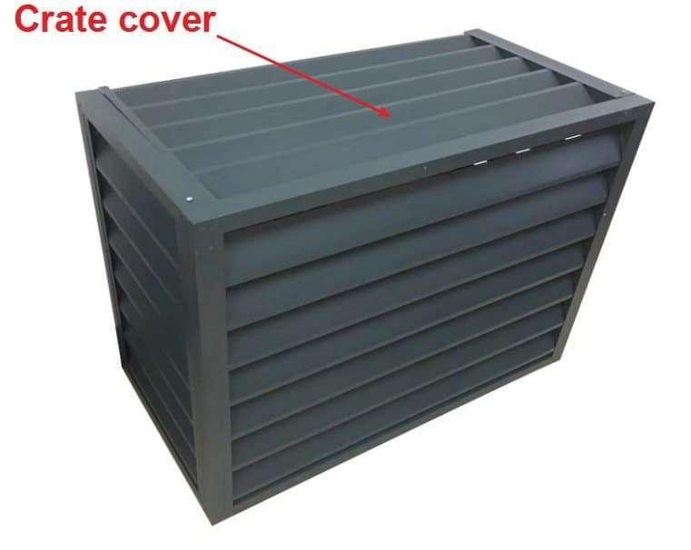 Air Conditioner Cage 14