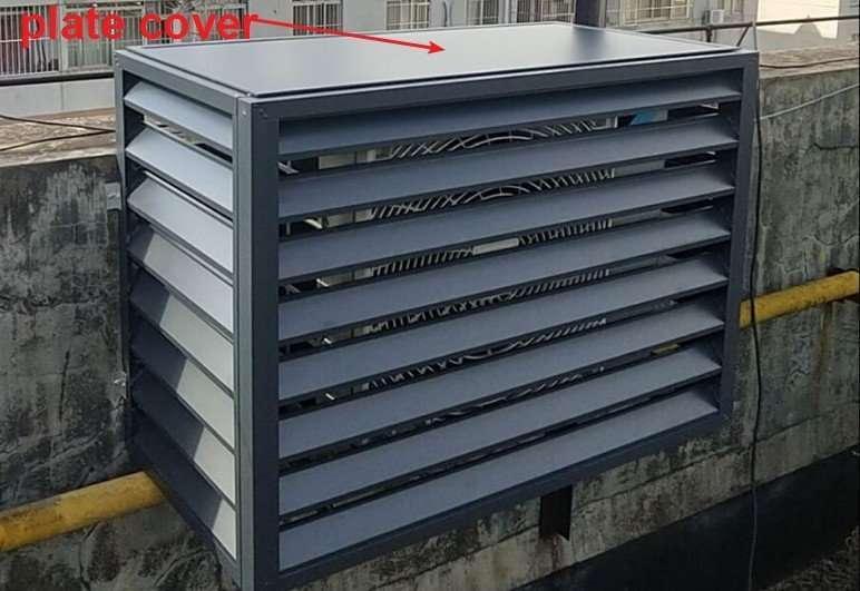 Air Conditioner Cage 12