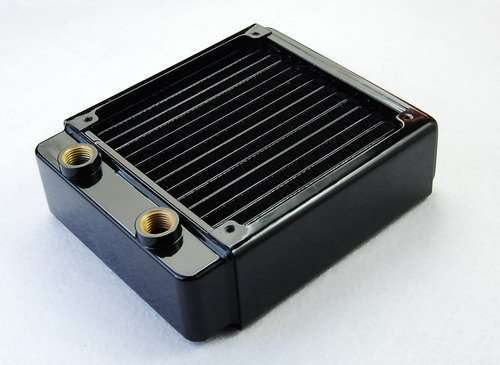120mm water cooling Radiator Copper