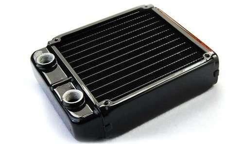 120mm Water Cooling Radiator Aluminium