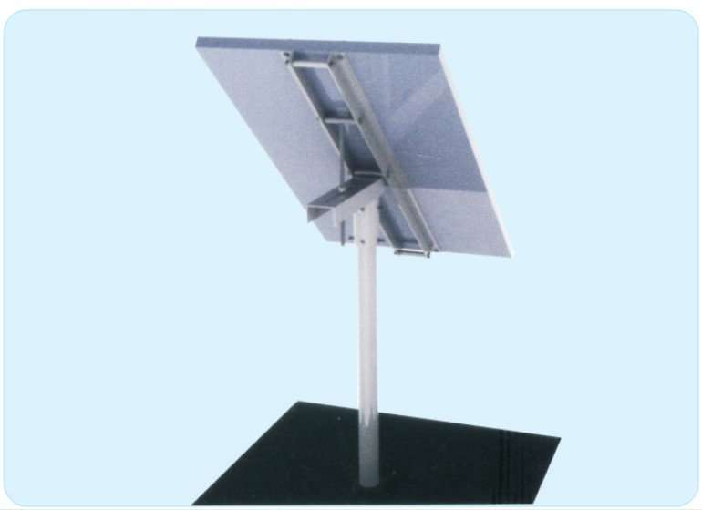 Solar PV Panel Pole Mounting