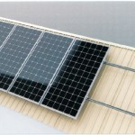 Solar PV Panel Pitched Roof Mounting