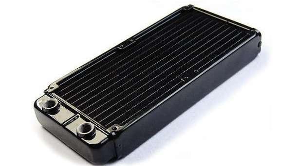 240mm water cooling Radiator Aluminum