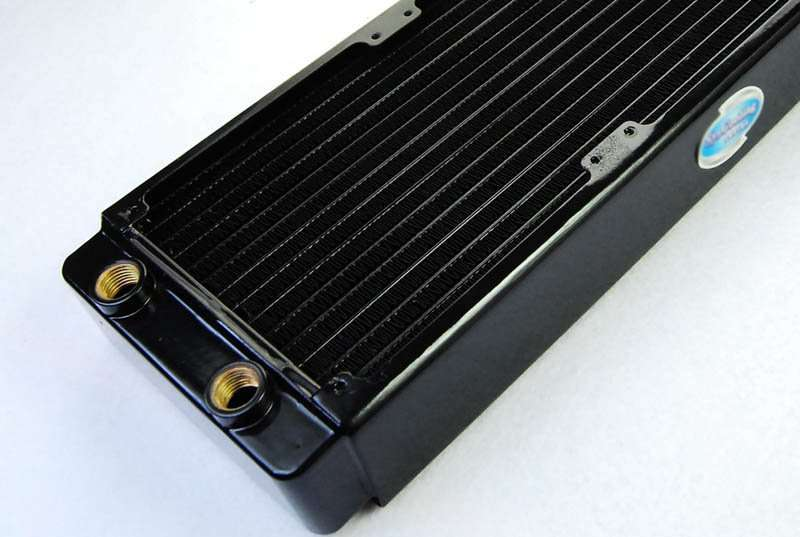 360mm water cooling Radiator Copper