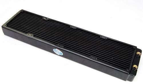 360mm water cooling Radiator Aluminum