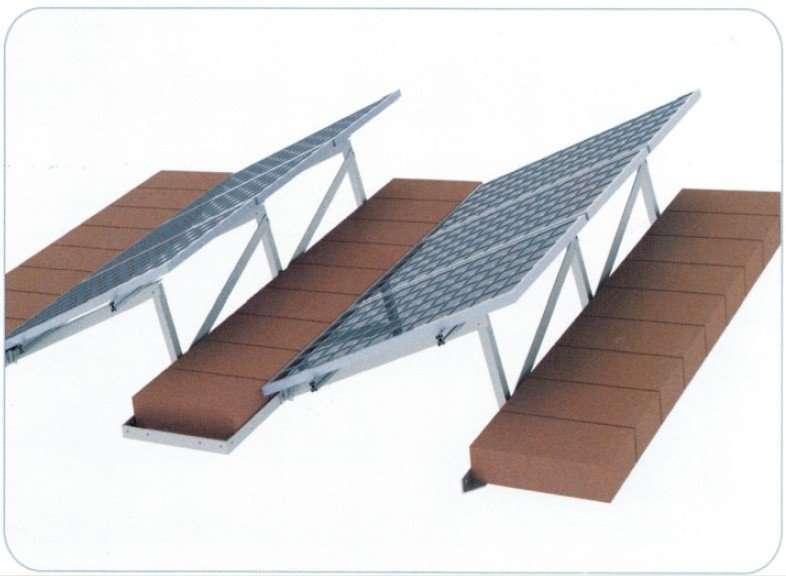 Solar Panel Flat Roof Mounting