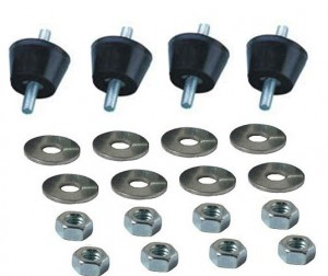 Rubber Grommets For Refrigeration pipe,good shock absorption