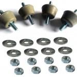 AG45 Metal-Rubber Antivibration Part