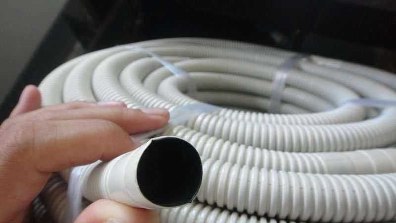 Air Conditioner Condensate Drain Pipe
