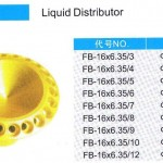 Brass Liquid Distributor