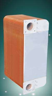 BPHE B3-300 brazed plate heat exchanger
