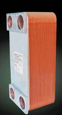 BPHE B3-190 Brazed plate heat exchanger