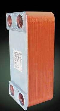 BPHE B3-190 Brazed plate heat exchanger