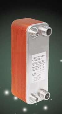 BPHE B3-026 Brazed plate heat exchanger