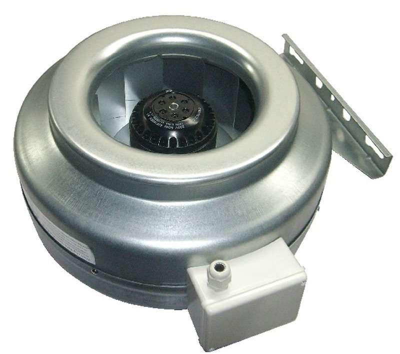 High Heat Inline Fan : Smartclima circular duct fan inline