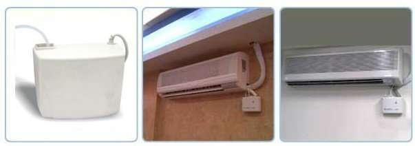 Pump For Furnace Condensation Facias