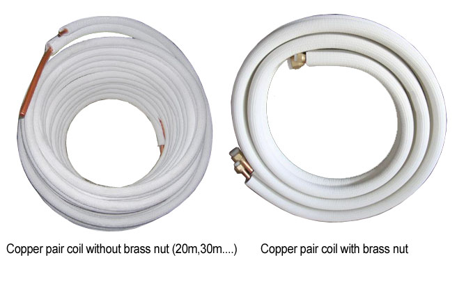 Copper Pair Coil