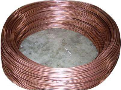 Copper capillary tube
