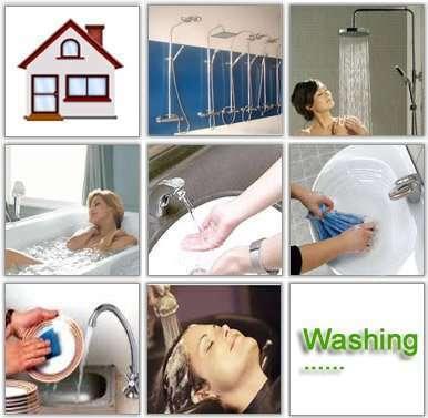 Слейте воду с рекуперацией тепла Использование Случай