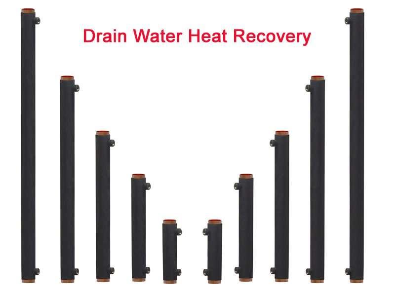 Drain-water-heat-recovery