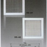 Eggcrate Air Grille
