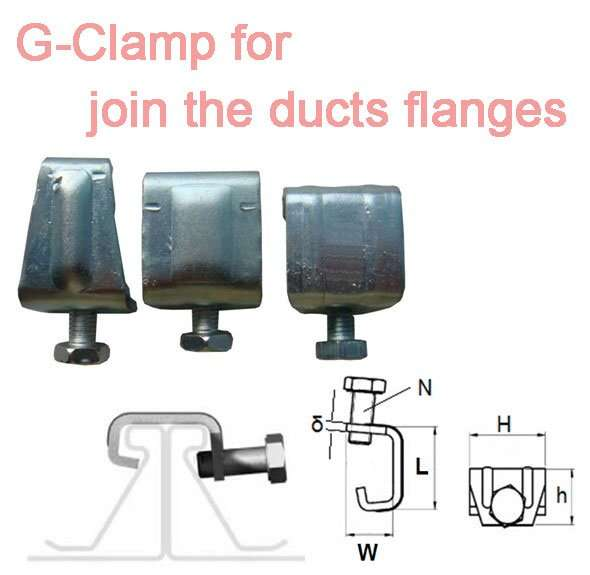 g-clamp-for-join-vent-duct-flanges