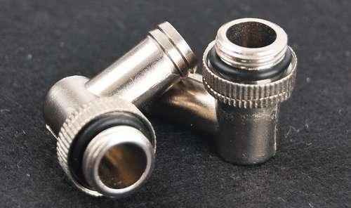 G1/4-8-90 copper elbow
