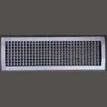 Grille for spiral duct2