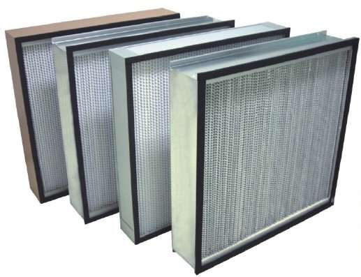 Hepa Filter System For Clean Room