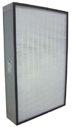 HEPA and ULPA air filter with Hood