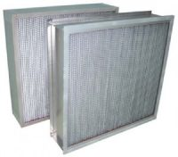 High Heat-resistance HEPA Air Filter
