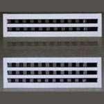 Linear slot diffuser 2