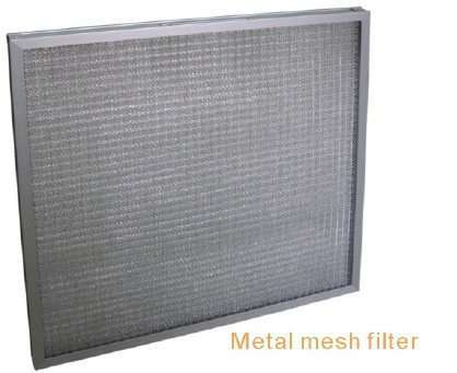 Metal Mesh Air Filter Manufacturer Supplier China