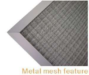 Metal mesh filter 2