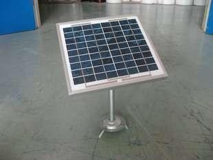 Small Solar PV Panel Mount