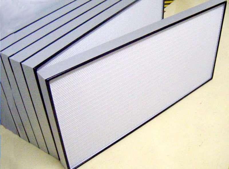 Mini pleat HEPA Filters. Mini pleated HEPA Filter manufacturer supplier China