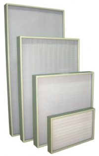 Mini-pleated HEPA Filter
