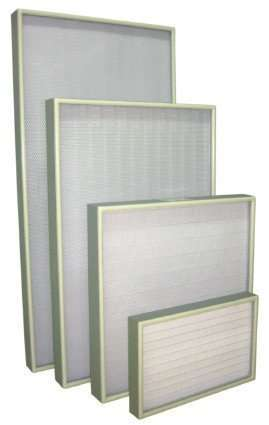 Mini Pleated Hepa Filter Manufacturer Supplier China