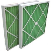 Pleat Air Prefilter with Cardboard Frame