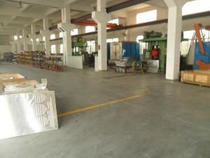 Roll-Bond-Evaporator Factory