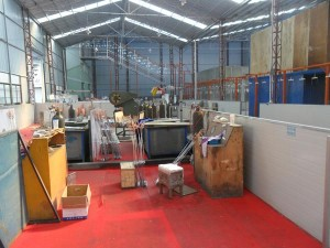 Roll-Bond-Evaporator factory