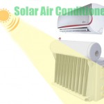 Solar Powered Air Conditioner
