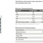Solar Panel 30W MonoCrystalline