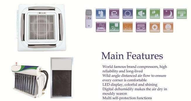 Solar Powered Air Conditioner