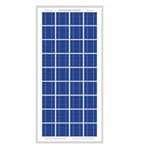 Solar panel 100W poly