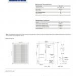Solar Panel 170W polycrystalline