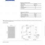 Solar Panel 220W polycrystalline
